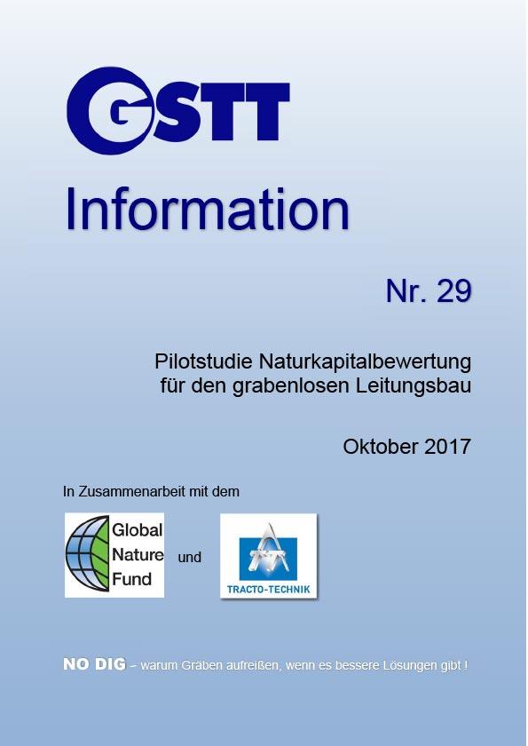 GSTT Information Nr. 29